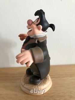 2001 Wdcc Disney Le Fou The Fool From Beauty And The Beast Figurine With Coa