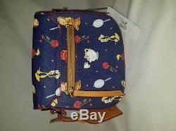 2019 Disney Beauty and the Beast Crossbody Bag by Dooney & Bourke In hand