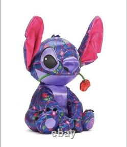 2021 Disney Parks Stitch Crashes Disney Beauty And The Beast Plush New IN HAND