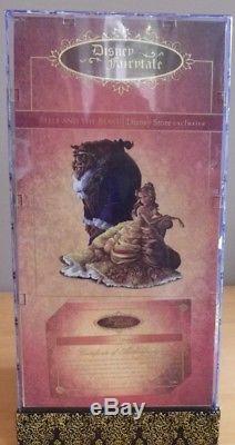 BELLE & LA BETE beauty beast Poupée Edition Limitée Disney FAIRYTALE Collection