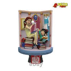 Beast Kingdom D-Stage Disney Wreck it Ralph 2 Complete 5 Diorama Princess Scene