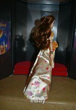 Beauty Beast Belle Disney Designer Premiere Series Doll Limited Edition DEBOXED