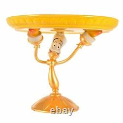 Beauty and the Beast Lumiere Style Cake Stand BELLE OF THE BALLROOM Disney 2020