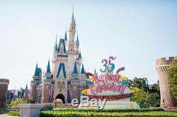 Beauty and the Beast Mrs. Potts and Chip Tea Set Tokyo Disney Resort Japan 0200