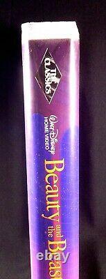 Beauty and the Beast Original Walt Disney Classic Black Diamond 1325 VHS