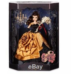 Belle Midnight Masquerade Disney Designer Doll Limited Exclusive Beauty Beast