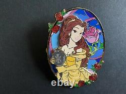 Belle Radiant Maidens Beauty & Beast LE 50 Pin on Pin FANTASY Disney Pin 0