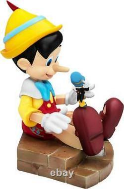 Carlo Collodi PINOCCHIO Master Craft Resin Statue Beast Kingdom Disney MC-025