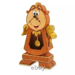 Cogsworth Clock Beauty and the Beast