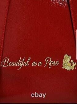 Danielle Nicole Disney Beauty And The Beast Rose Backpack
