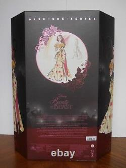 Disney 2018 Designer Collection Beauty and The Beast Belle Doll LE 4500
