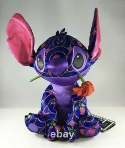Disney 2021 Stitch Crashes Plush Beauty and the Beast