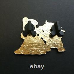 Disney Auctions P. I. N. S. Lilo & Stitch as Belle & Beast LE 1000 Disney Pin 33857