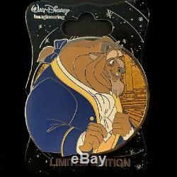 Disney Beast Profile Heroes Series LE 250 Pin WDI Beauty & the Beast