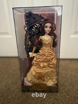 Disney Beauty And The Beast Belle Fairytale Limited Edition designer Doll