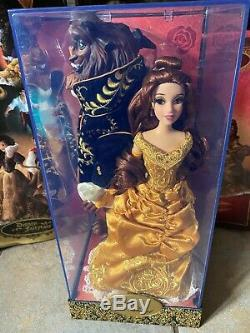 Disney Beauty And The Beast Belle Fairytale Limited Edition le designer Doll