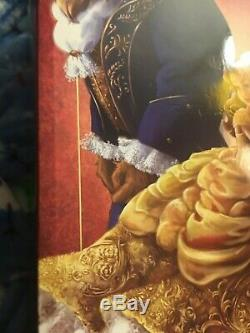 Disney Beauty And The Beast Fairytale Designer Collection Limited Edition