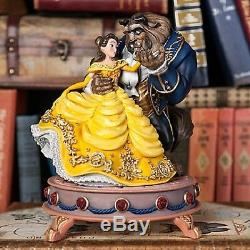 Disney Beauty And The Beast Limited Edition Figurine-new