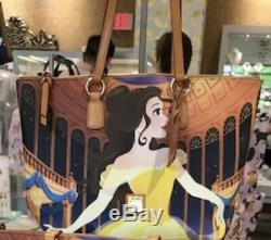 Disney Beauty and the Beast Belle Tote by Dooney & Bourke Dream Big Princess