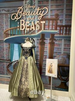 Disney Beauty and the Beast Belle library Cosplay dress secret honey Women