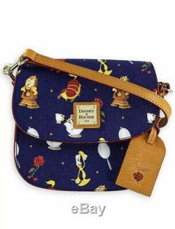 Disney Beauty and the Beast Crossbody Bag by Dooney & Bourke