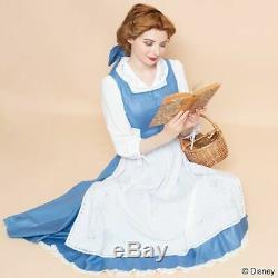 Disney Beauty and the Beast Little town Cosplay dress ladies secret honey