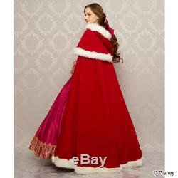 Disney Beauty and the Beast somethings there Cosplay cape ladies secret honey