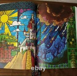 Disney Classic Princess StoryBook Journal Set Cinderella Snow White Beauty Beast