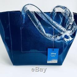 Disney Danielle Nicole Beauty & the Beast Belle Tote Bag Purse Handbag Rose Gate