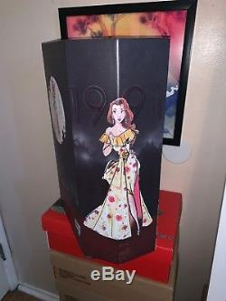 Disney Designer Collection Premiere Series LE Belle Doll Beauty and the Beast