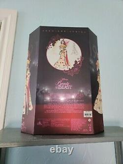 Disney Designer Doll BELLE Premier Collection Beauty & Beast Limited Edition