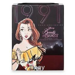 Disney Designer Doll BELLE Premiere Series Collection Beauty & Beast