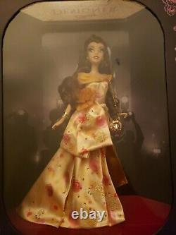 Disney Designer Premiere Series Belle Beauty and the Beast Doll Limited Edition