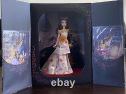 Disney Designer Premiere Series Doll BELLE Beauty &The Beast Limited Edition