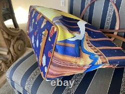 Disney Dooney And Bourke Beauty And The Beast Belle Dream Big Princess Tote 2019
