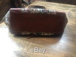 Disney Dooney And Bourke Beauty And The Beast Tote Handbag