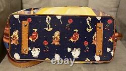 Disney Dooney & Bourke Belle Beauty & The Beast Dream Big Princess Tote & Wallet