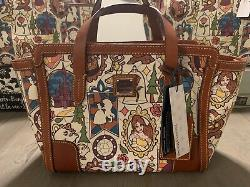 Disney Dooney & Bourke The Beauty and the beast collection