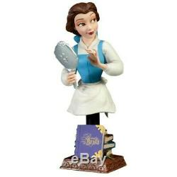 Disney GRAND JESTER STUDIOS Bust Figurine BELLE MIRROR BEAUTY AND THE BEAST