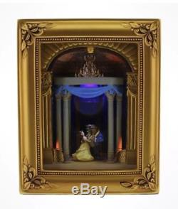Disney Gallery Of Light Beauty And The Beast Dancing By Olszewski New In Box