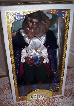 Disney Limited Edition Beast Doll From Beauty & The Beast