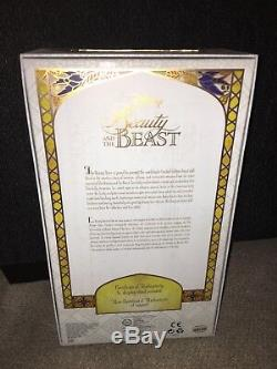 Disney Limited Edition Beast Doll New Beauty And The Beast