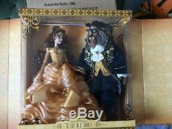 Disney Limited Edition Beauty and the Beast Platinum Set