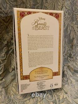 Disney Limited Edition LE 17 Doll Belle Beauty Beast Winter Princess Designer
