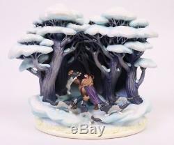 Disney Olszewski Beastly Fight Beauty and the Beast Story Time Beast Figurine