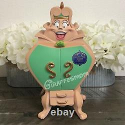 Disney Parks Beauty & The Beast Madame De La Grande Bouche Wardrobe Jewelry Box