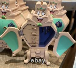 Disney Parks Beauty & the Beast Wardrobe Jewelry Box Madame De La Grande Bouche