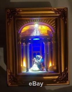 Disney Parks Gallery of Light Olszewski Beauty and the Beast