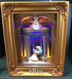 Disney Parks Gallery of Light Olszewski Beauty and the Beast Wonderous Waltz New