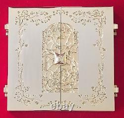 Disney Pin Acme Archive Artist Series Beauty & The Beast Belle Litho Jumbo Le100